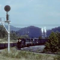 NS mine run at Moss 3 Prep Plant, VA