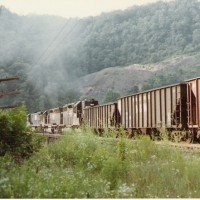 NS pushers at Covel, WV