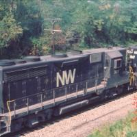 N&W GP35 237, Buffalo, NY