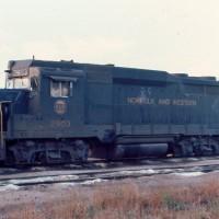 N&W GP30 2903