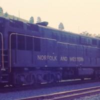 N&W Trainmaster 3598