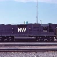 N&W GP38AC 4133