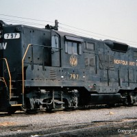 N&W GP9 797, Knoxville, TN
