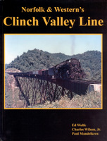 Book - N&W Clinch Valley Line