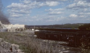 Georgetown Prep Plant near Cadiz, OH, Oct 1977 -Everett Young