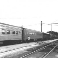 N&W Pelican passenger cars, Bristol, VA