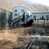N&W loader, Tierney, WV