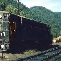 N&W Trainmaster, Mullens, WV