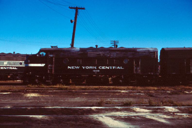 NYC F7A 1650