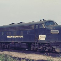 PC F7A 1807 at Cleveland, OH