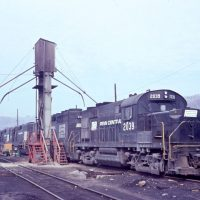 PC RS32 2039 at Clearfield, PA