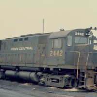 PC C425 2442 at Detroit, MI