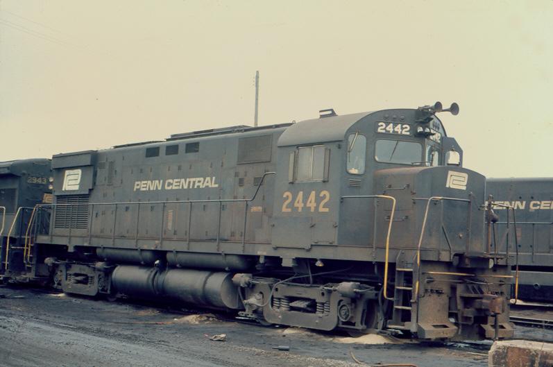 PC C425 2442 at Detroit, MI