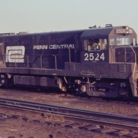 PC U25B 2523 at Detroit, MI