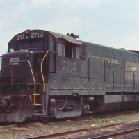 PC U23B 2713 at Detroit, MI