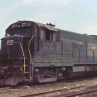 PC U23B 2713 at Detroit, MI