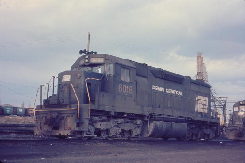 PC SD35 6018 at Detroit, MI