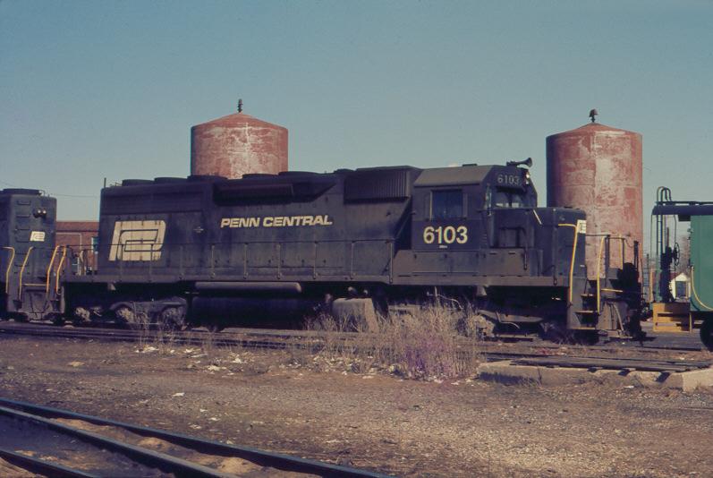PC SD40 6103 in Detroit, MI