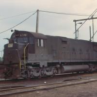 PC C628 6307 at Detroit, MI