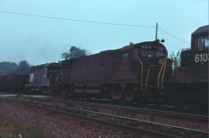 PC C628 6314 at Cove, PA