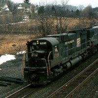 PC C636 6330 at Framingham, MA