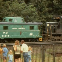 PC cab at Horseshoe Curve, PA