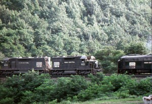 PC meet at Horseshoe Curve, PA