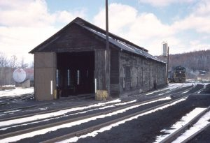 PC Engine House at Osceola Mills, PA