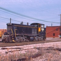 P&LE MP15 1593, McKees Rocks, PA