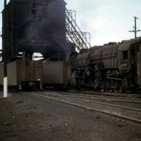 PRR steam at Altoona, PA
