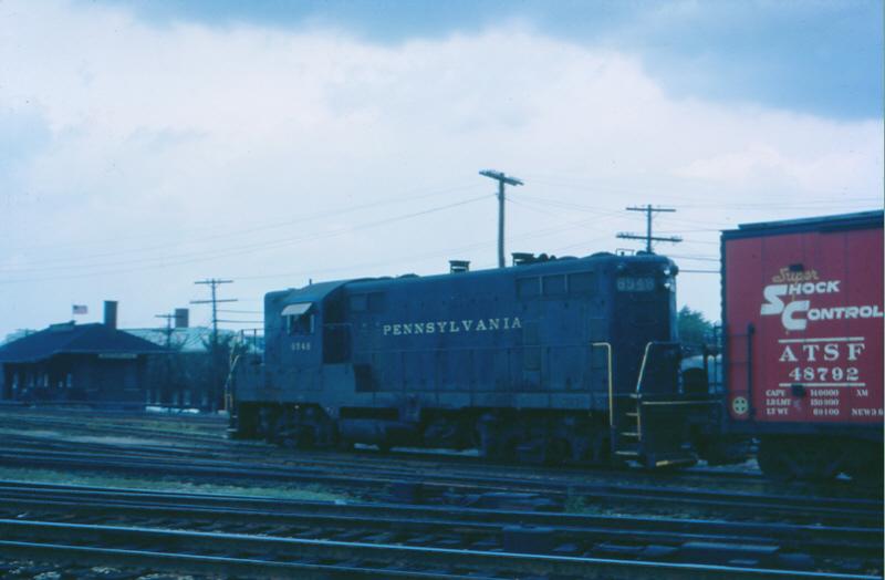 PRR GP7 8548