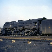 PRR Mountain 8788 at Altoona, PA