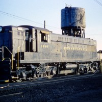 PRR AS-616 8968 at Canton, OH