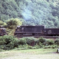 PRR Horseshoe Curve, PA meet