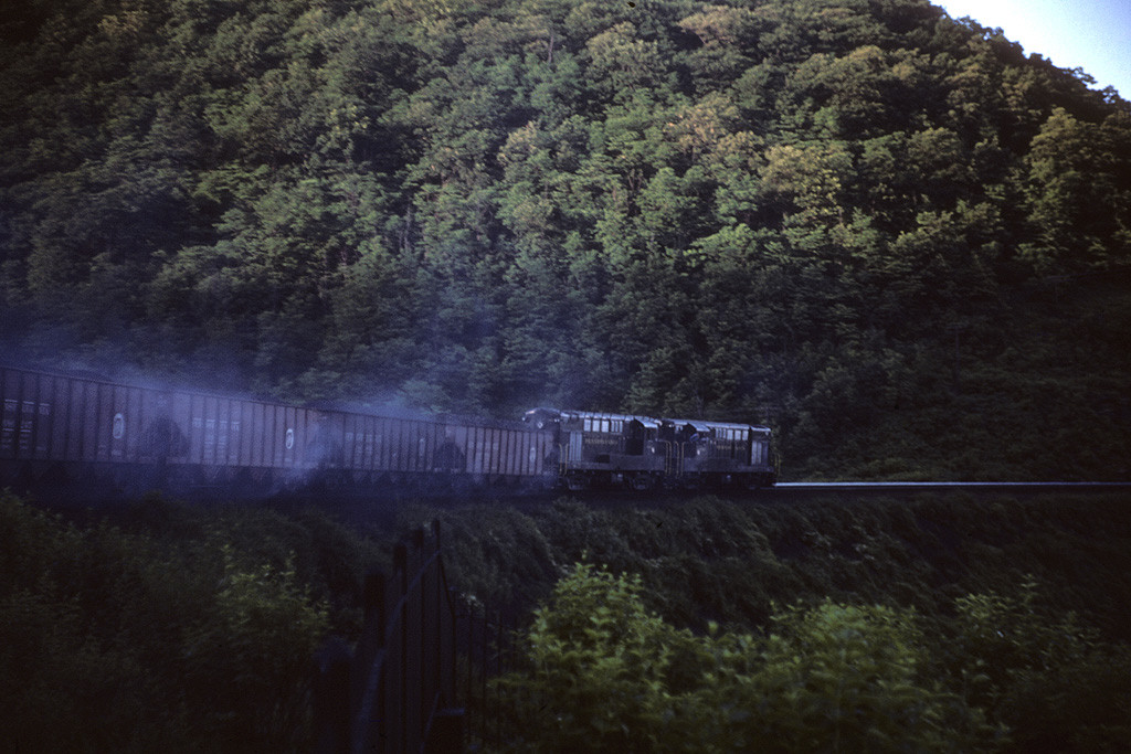 PRR Trainmasters at Horseshoe Curve, PA