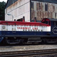 P&S SW9 1776 at Brookville, PA