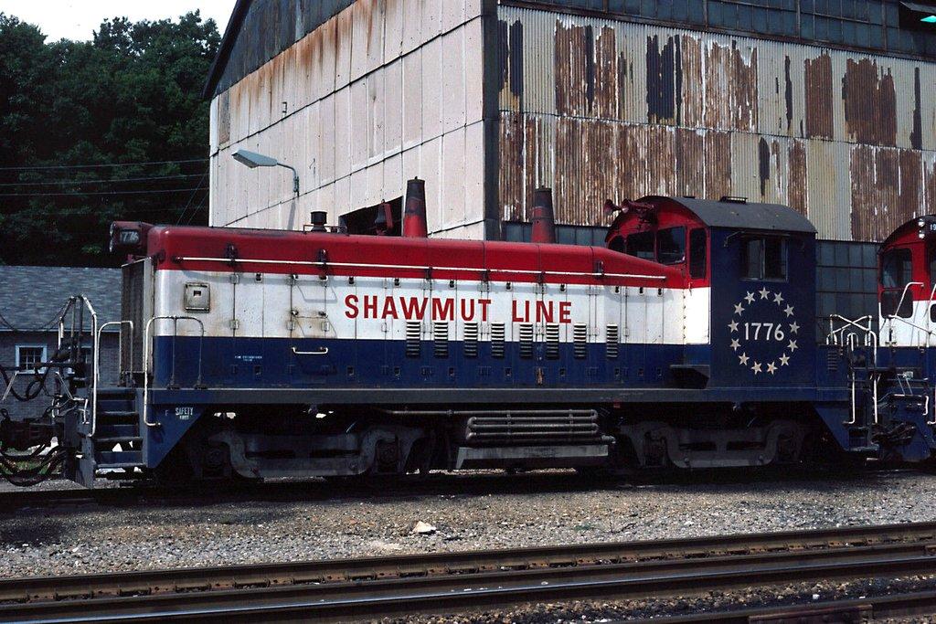 P&S SW9 1776 at Brookville, PA
