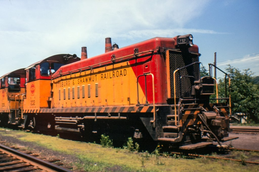 P&S SW9 232 at Kittanning, PA