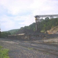 RJC loader at Clymer, PA
