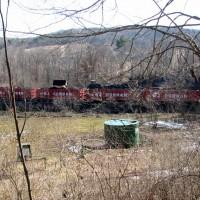 RJC gons loading at Stifflertown, PA