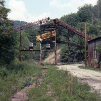 SBD Falcon Coal loader at Hardburly, KY