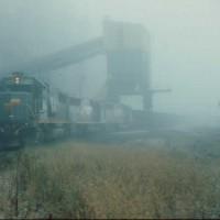 SBD Bull Run unit train at Interstate loader
