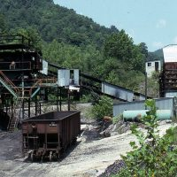 SBD Gorman Fuels coal loader at Bishop, KY