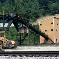 SBD Gorman Fuels coal loader at Highland, KY