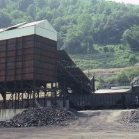 CSX Harbert Construction Co coal loader at Duane, KY