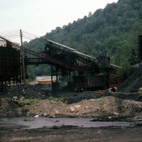 SBD Harbert Construction Co coal loader at Duane, KY