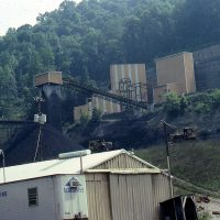 SBD Lost Mountain Mining Co coal loader at Sigmond, KY
