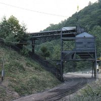 SBD Starfire Coal loader at Arnold, KY