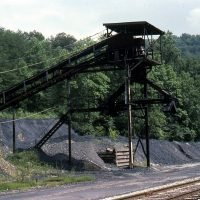SBD Whitesburg coal loader Stewart, KY