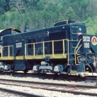 SECX S2 100 in black